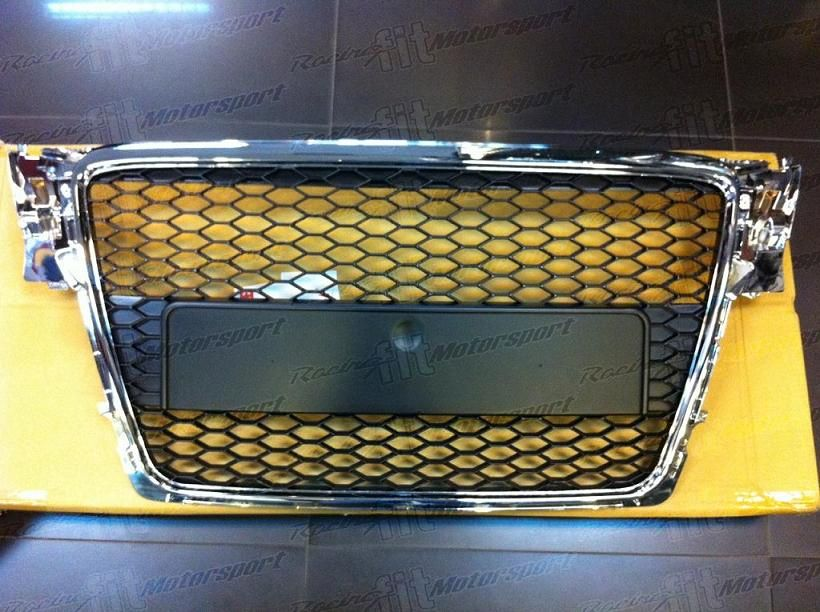Audi A4 RS Style Grill