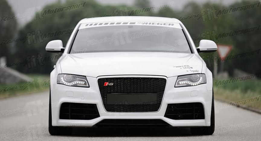 Audi A4 Rieger RS4 Bodykit