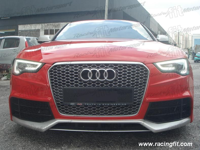 Audi A5 Facelift RS5 2013