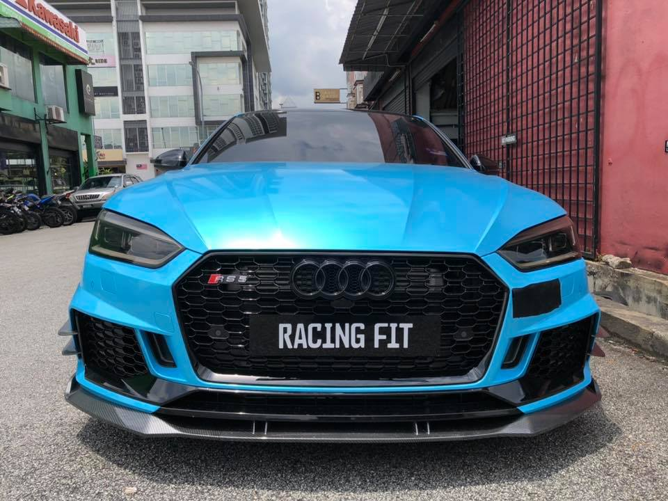 Audi A5 B9 RS5 BODYKIT CONVERSION
