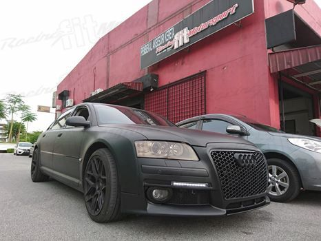 Audi A8 D3 Audi A8 Custom made Bodykit