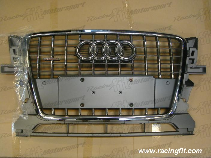 Audi Q5 S-Line Front Grill
