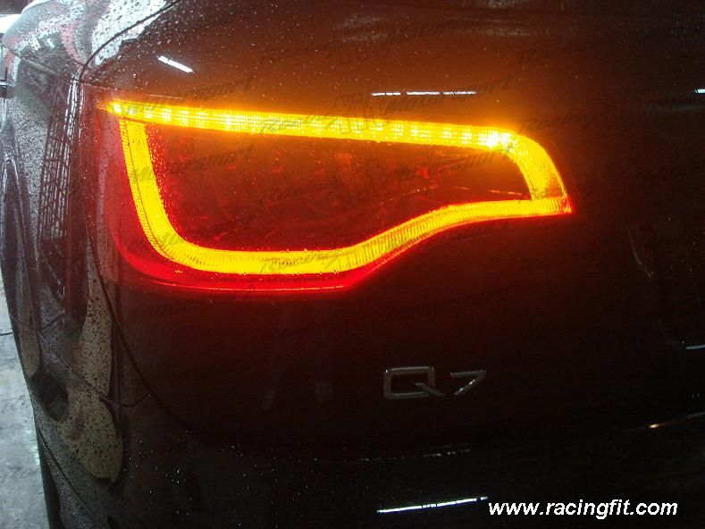 Audi Q7 Facelift LED Tail Light