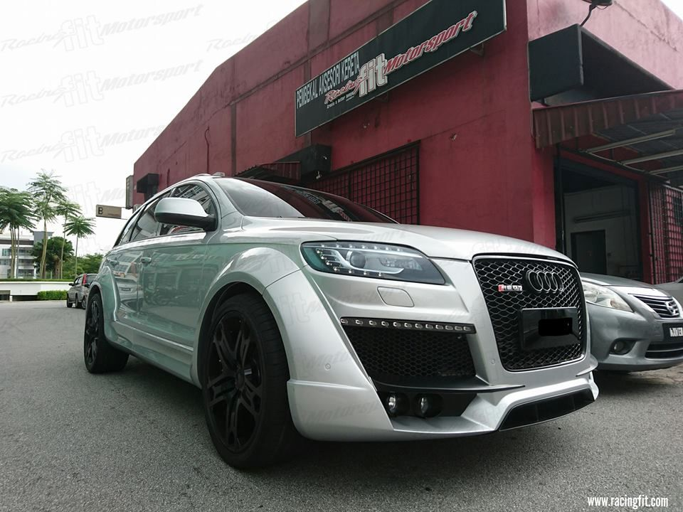 Audi Q7 PPI Design Widebody kit