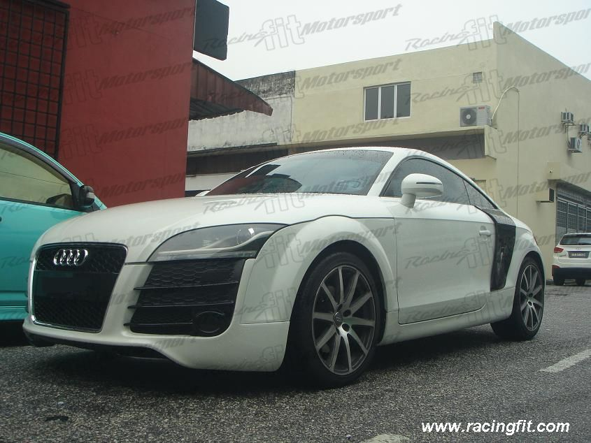 Audi TT 2007 Above TT Caratere Bodykit