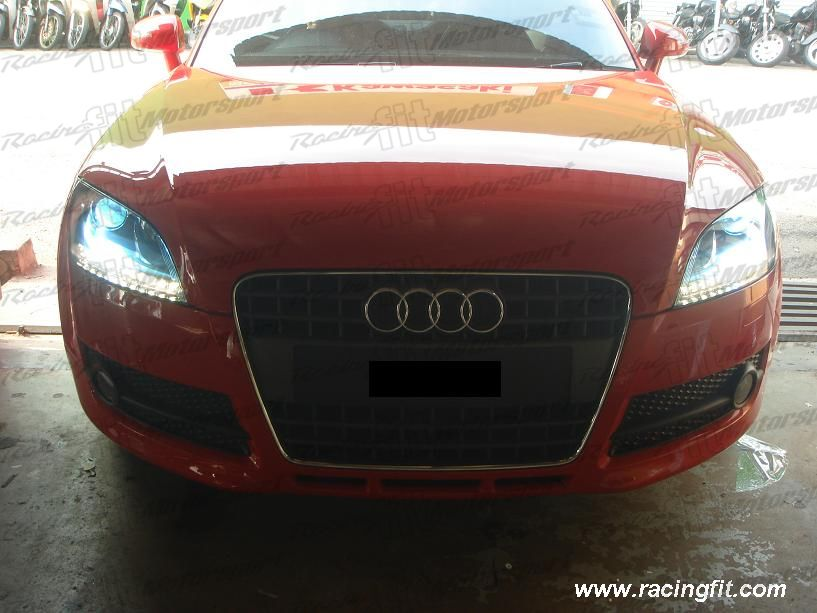Audi TT 2007 Above TT Facelift LED Headlamp