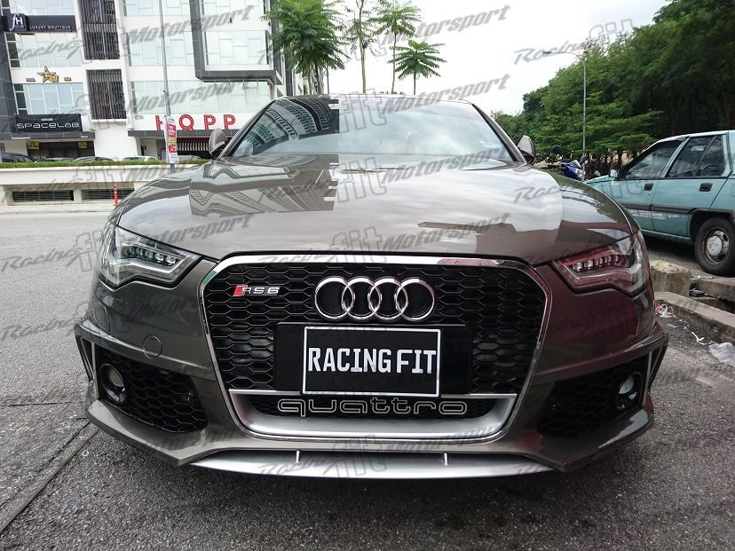 C7 A6 RS6 Bodykit