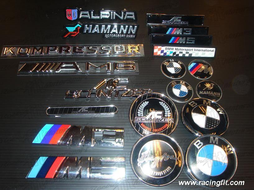 BMW Assorted Emblem Assorted Emblem