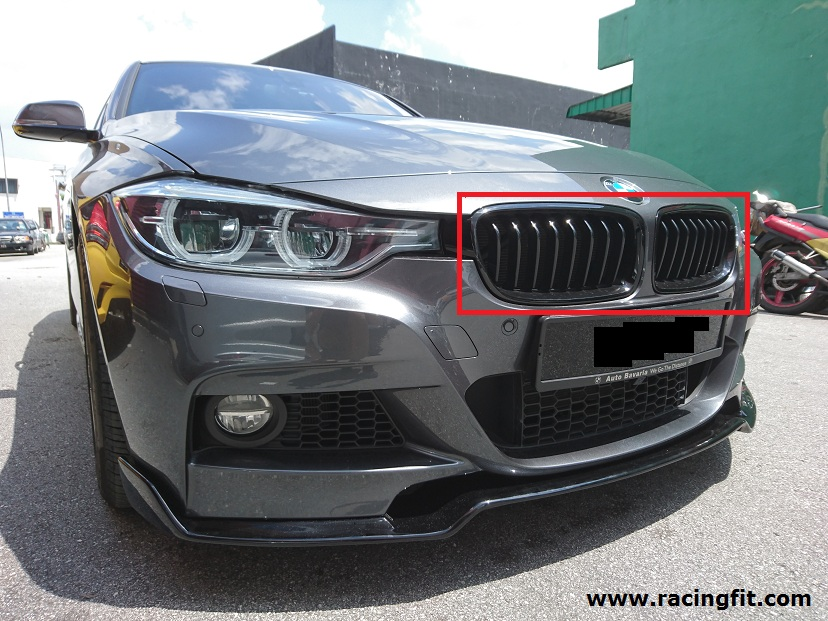F30 3 Series F30 Grille