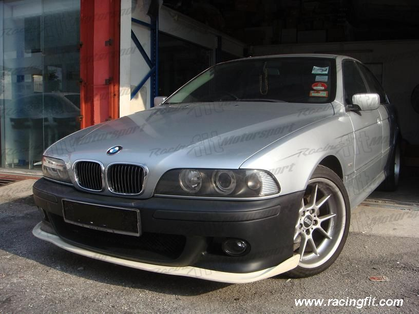BMW E39 5-Series E39 M5 Hamann Lips