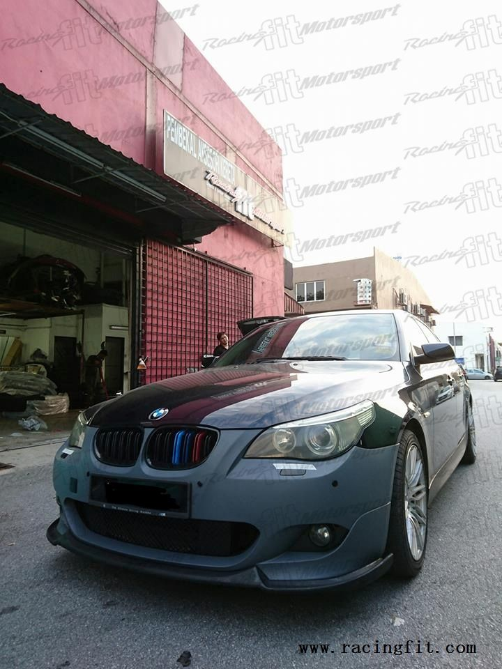 BMW E60 5-Series M Sport Bodykit