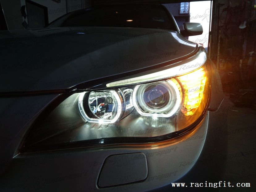 BMW E60 5-Series Headlamp & Tailamp