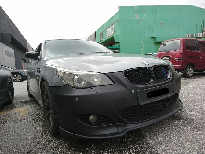 BMW E60 5-Series M5 Bodykit