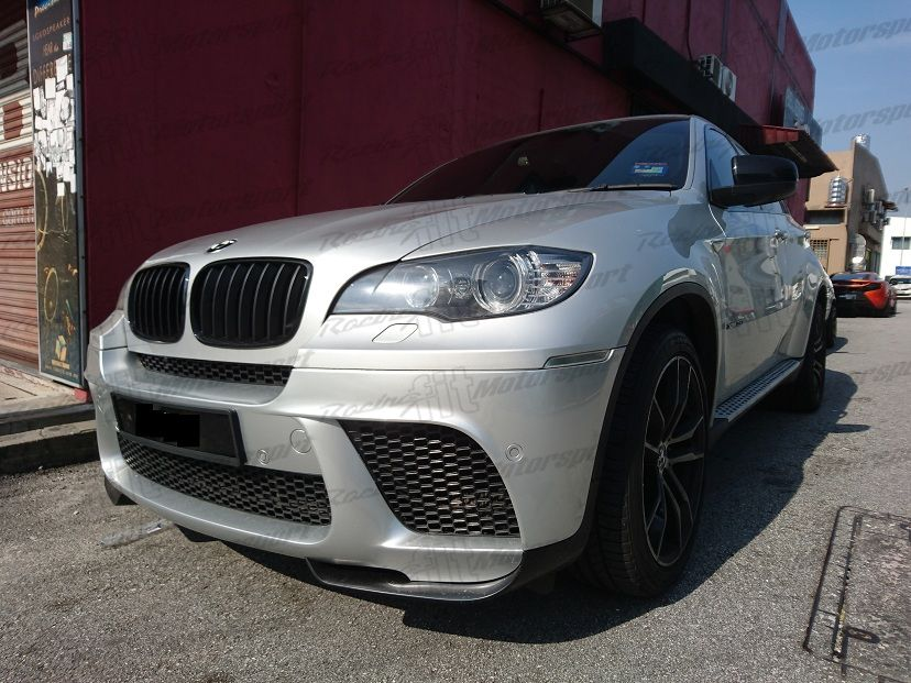 BMW X6 E71 M Performance Bodykit