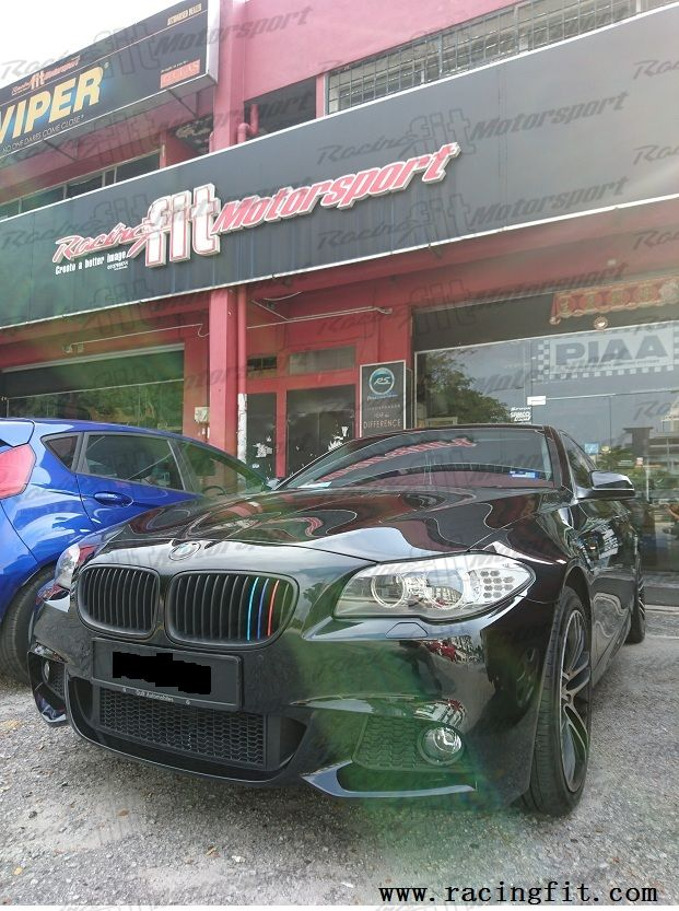 BMW F10 5-Series M Sport Bodykit