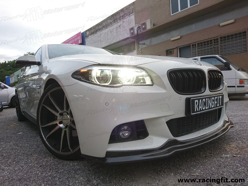 BMW F10 5-Series Arkym Style Front lip