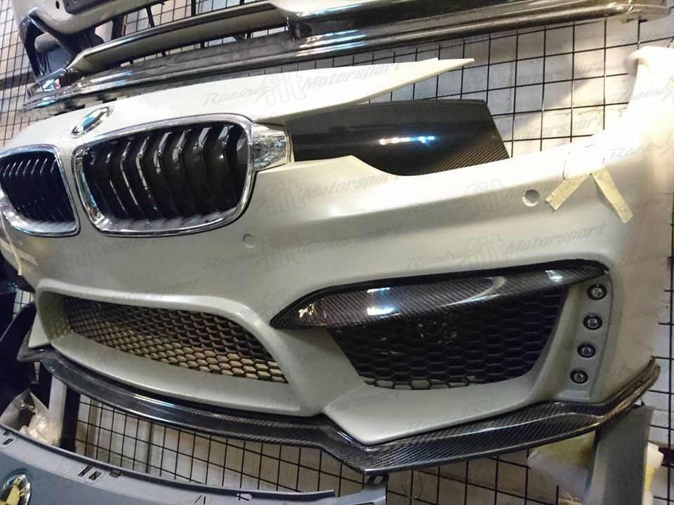BMW F30 3 Series M3 SPECIAL EDITION CARBON FIBER BODYKIT