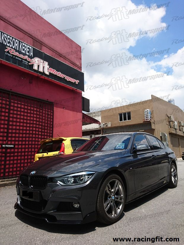 BMW F30 3 Series  Kelleners Style Front Lip
