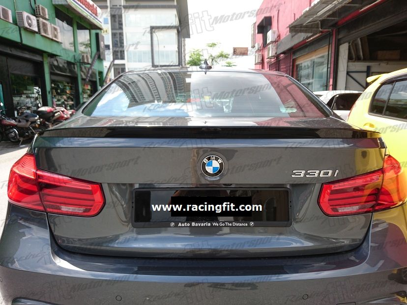 BMW F30 3 Series F30 Spoiler