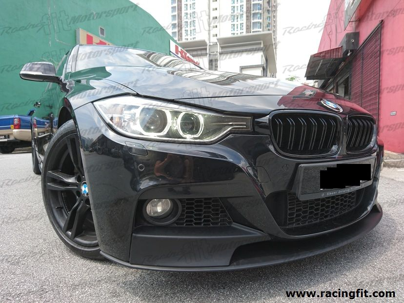 BMW F30 3 Series M Performance Front Lip