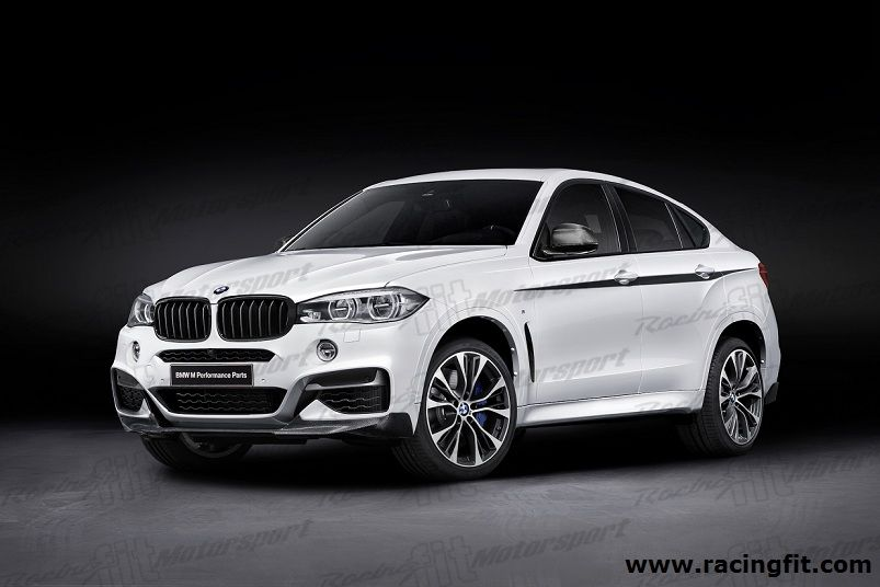 BMW X6 F16 X6 F16 M PERFORMANCE PARTS