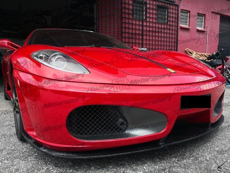 F430 Novitec Rosso Custom Made Bodykit