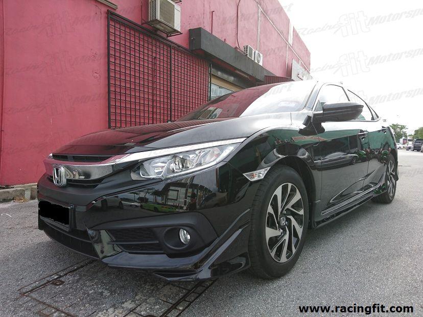 Honda 2016 Civic Fc Mdl Style Bodykit