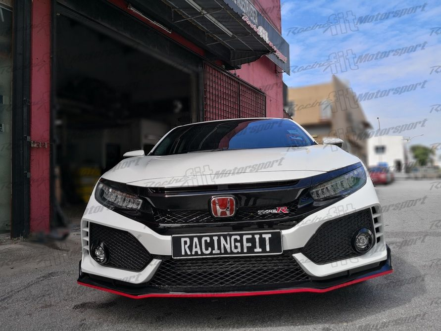 Honda 2016 Honda Civic FC Type R Bodykit