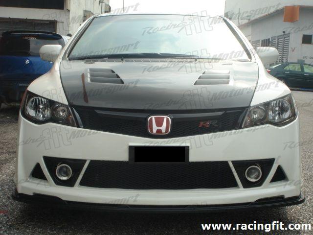 Honda Civic MUGEN RR Bodykit