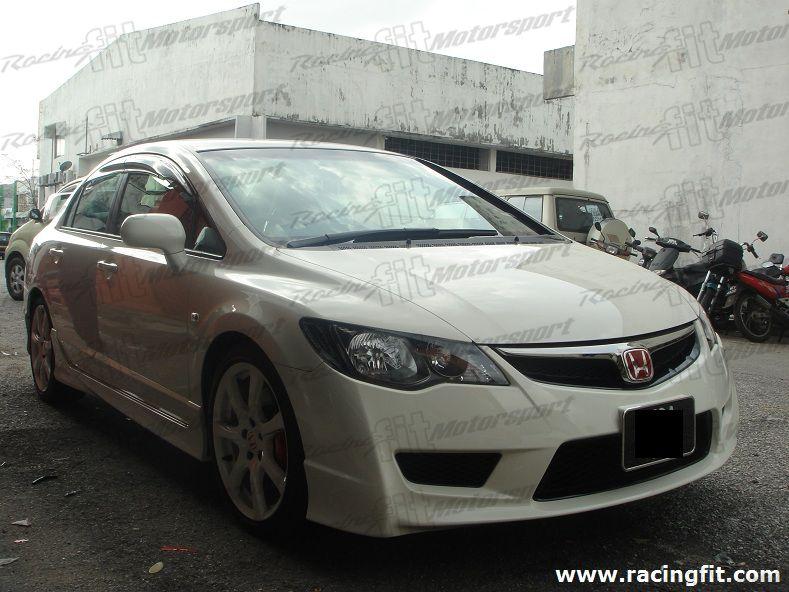 Honda Civic TYPE R Bodykit