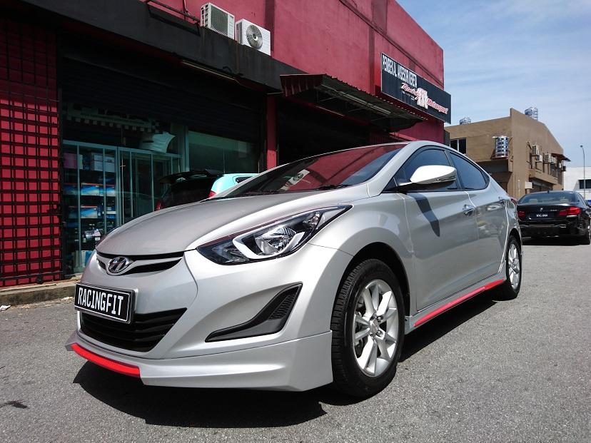 Hyundai Elantra 2015 Bodykit