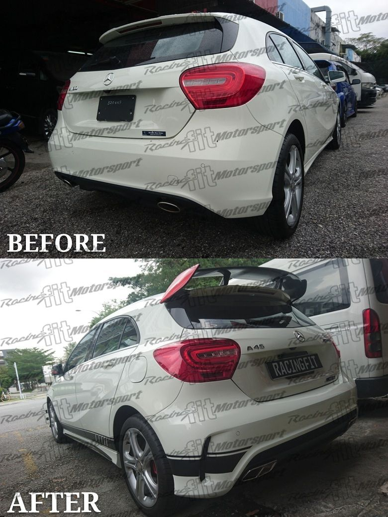 Malaysia Body Kit, Spoiler, Door Visor, Accessories, Performance