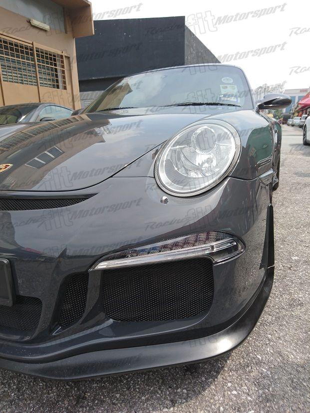 Porsche 997 Carrera  997 Carrera Convert to Porsche 991 GT3