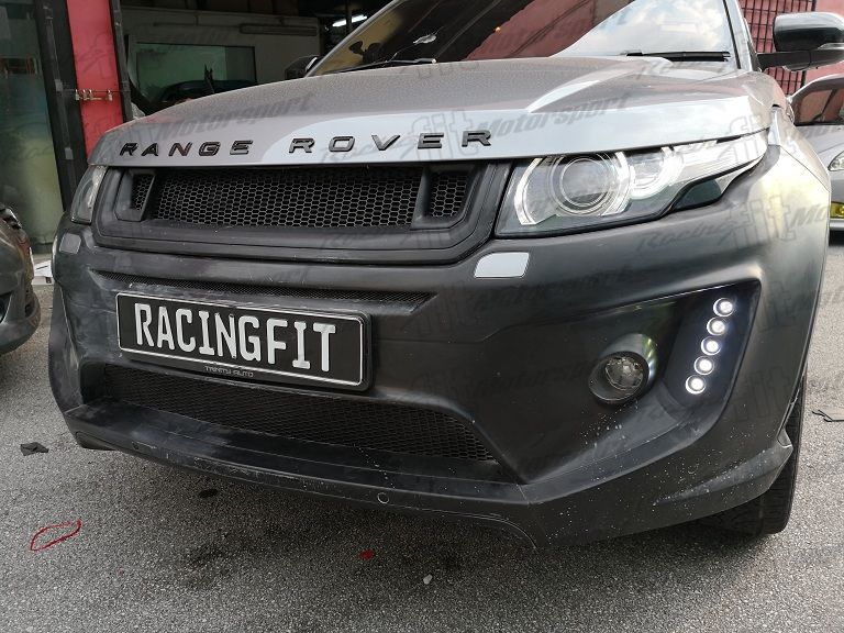 EVOQUE EVOQUE KARN DESIGN Bodykit