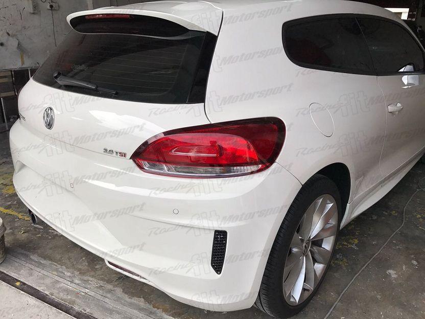 Scirocco 2015 Volkswagen Scirocco R Bodykit