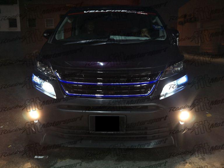 New Facelift Bumper