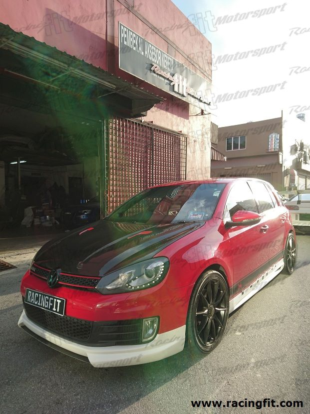 Volkswagen Golf MARK 6 Rieger Style Bodykit