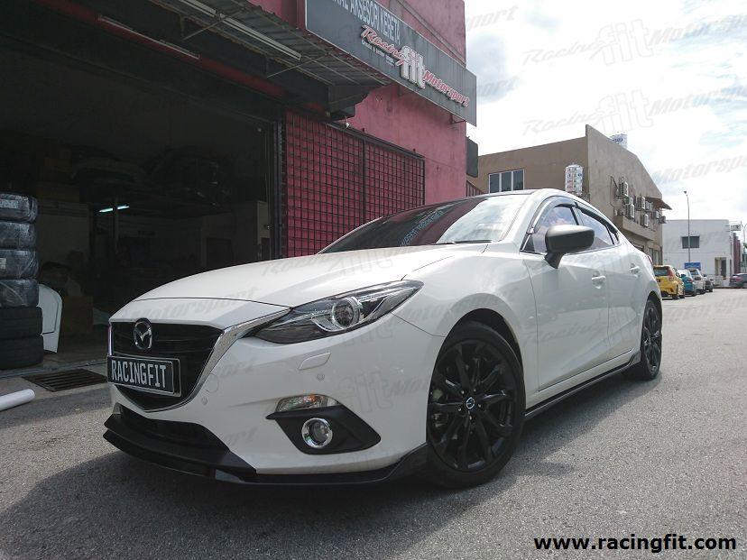 Mazda 2016 Mazda 3 2016 Mazda 3 Bodykit