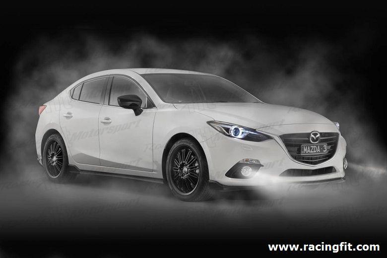 2016 Mazda 3 ...