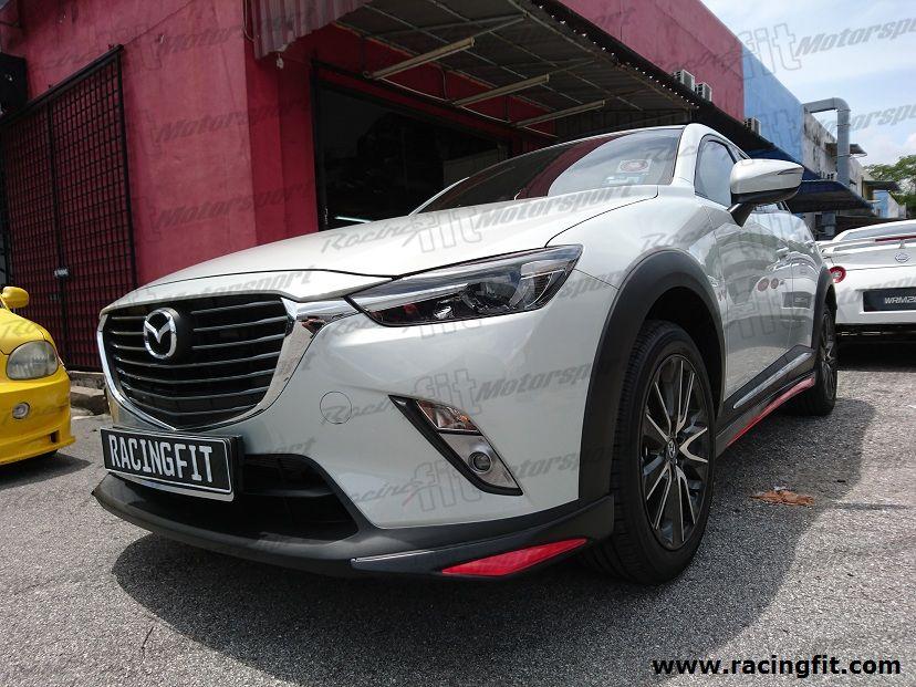 2016 CX3 2016 Mazda CX3 Bodykit