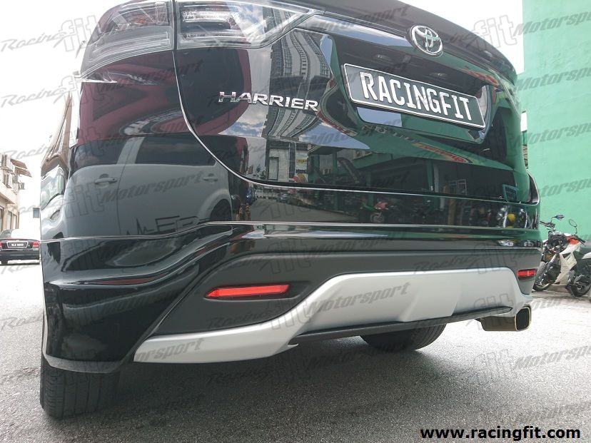 2014 Toyota Harrier 2014 Toyota Harrier Modellista Bodykit