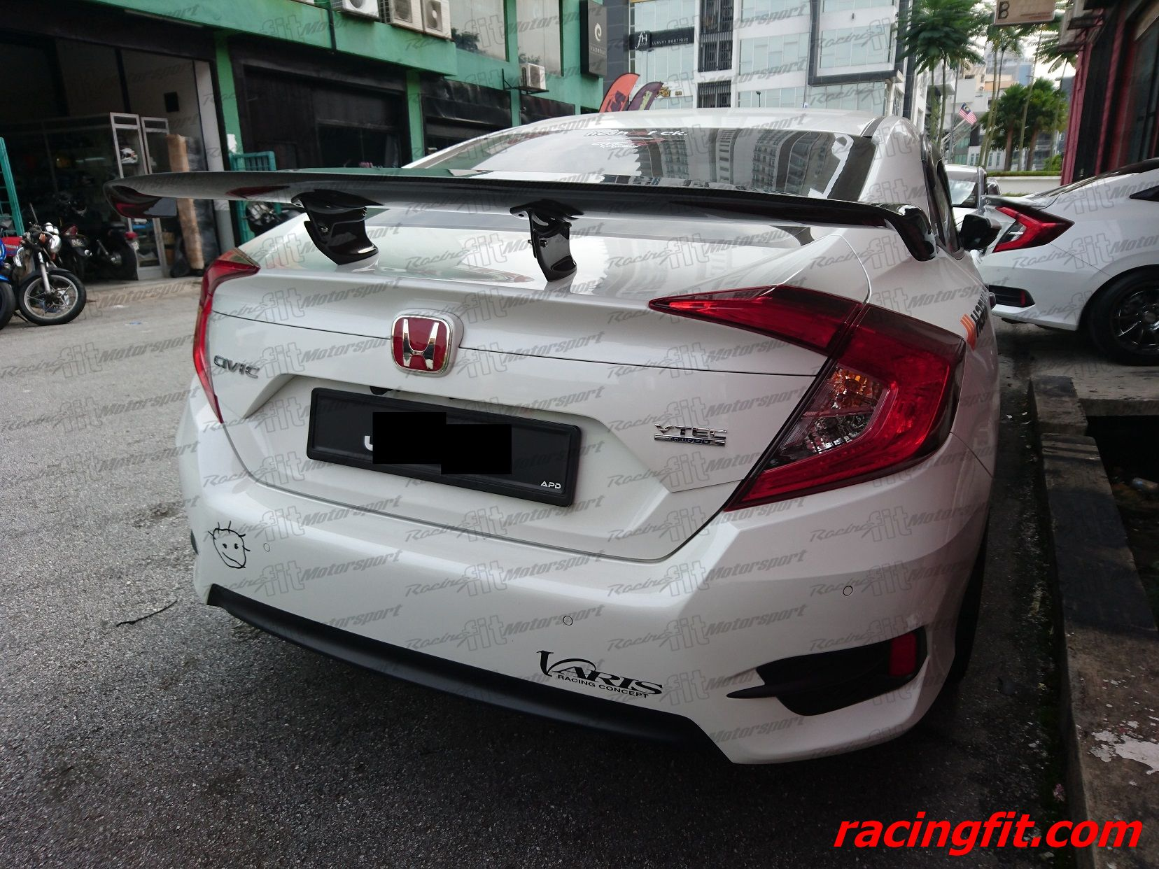 GT WING VARIS GT WINGS