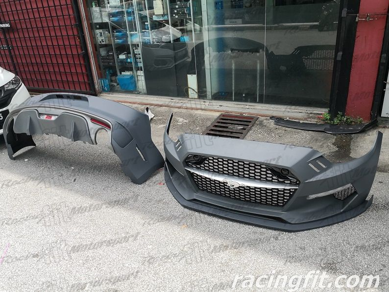 Ford  Ford Mustang  Ford Mustang Rocket Bodykit