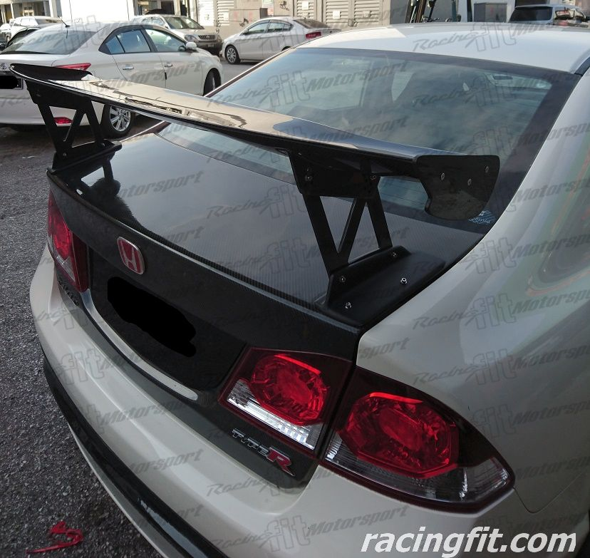 GT WING JS Racing GT Wing Carbon Fiber